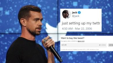 """الرئيس التنفيذي لشركة تويتر يعرض أول تغريدة له للبيع على شكل """"NFT"""""""