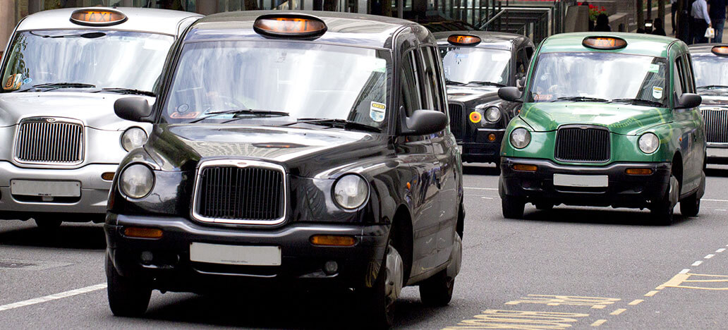 أكثر من 10 آلاف سيارة أجرة بريطانية ستتلقى الدفع بعملات رقمية مبنية على الايثيريوم