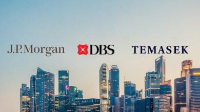 """""""جي بي مورغان"""" يدخل في شراكة مع """"DBS"""" و """"Temasek"""" لإطلاق منصة بلوكشين...لهذا الغرض!"""