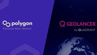 """شركة """"Quadrant"""" تعلن عن شراكة مع """"Polygon"""" (Matic سابقا) لإطلاق مشروع جديد"""