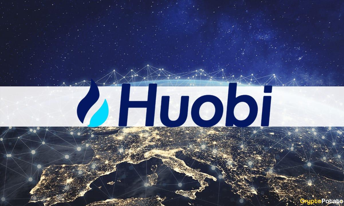 """مجموعة """"Huobi"""" تعلن عن إطلاق صندوقها الاستثماري """"Huobi Ventures"""""""