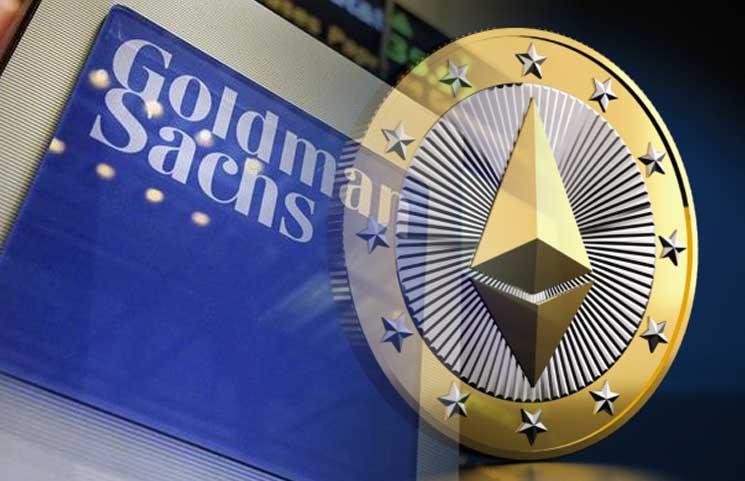 غولدمان ساكس: الايثيريوم قد يتجاوز البيتكوين كمخزن للقيمة ولكن لن يتجاوز الذهب