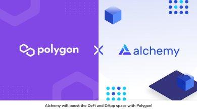"""مشروع """"Alchemy"""" يتعاون مع """"Polygon"""" لتحسين قدرات شبكات البلوكشين"""