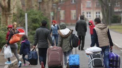 ألمانيا واللاجئين