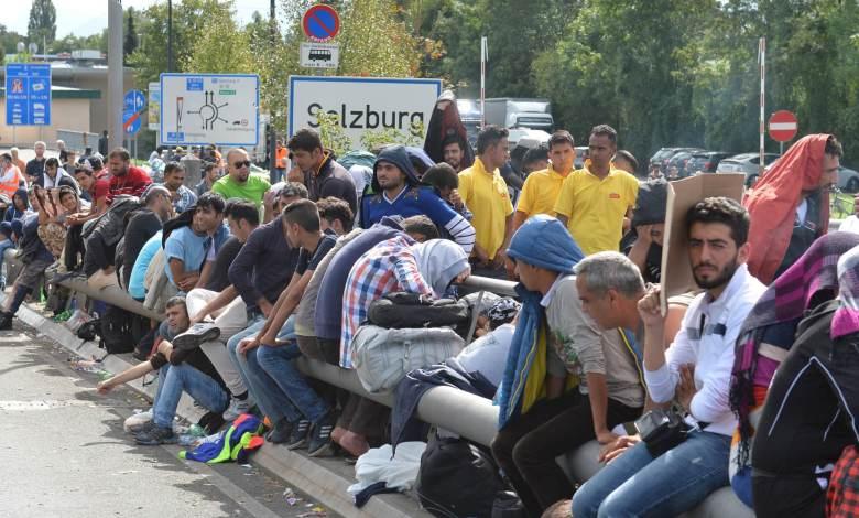 اخبار اللاجئين في المانيا
