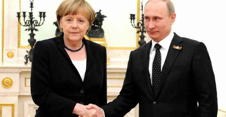 ألمانيا تطالب روسيا