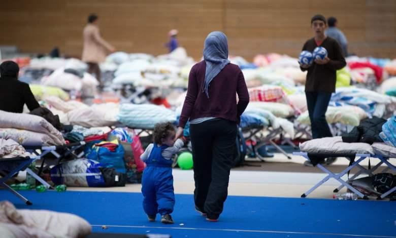 ألمانيا ومكافحة اللجوء