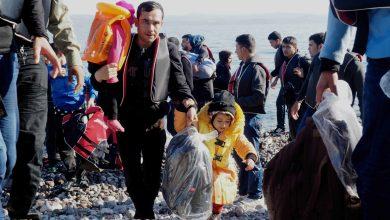 اللاجئون وشبكات التهريب