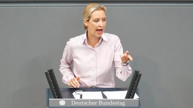 فضيحة التبرعات في المانيا