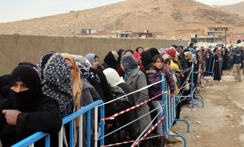 عودة اللاجئين إلى سوريا