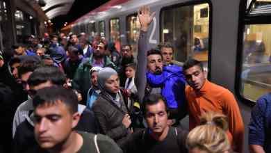 العودة طواعية للاجئين