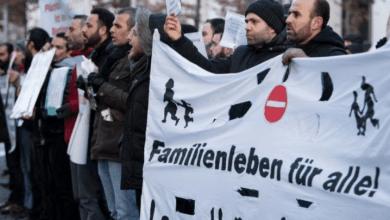 أكثر من 50 منظمة ألمانية تطالب بحق لم الشمل لجميع اللاجئين