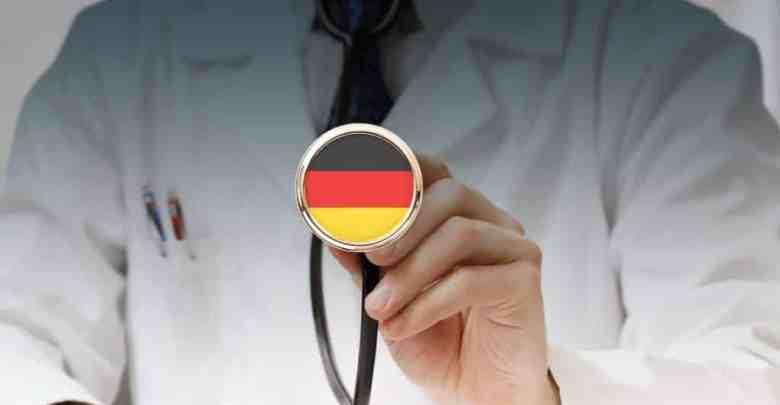 التأمين الصحي للاجئين في ألمانيا