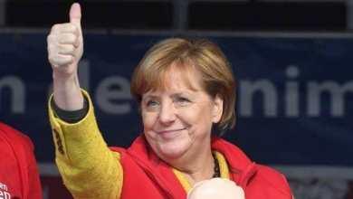 حلفاء ميركل يوقفون تقدم اليمين المتطرف في انتخابات محلية بألمانيا