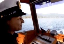 Photo of لاجئة سورية تعمل قبطان على متن سفينة ألمانية ..بعد نجاتها من الموت عدة مرات