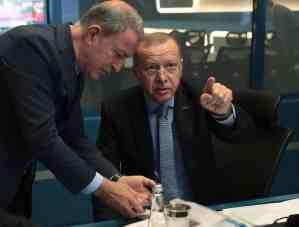 اردوغان يعلن بدء العملية