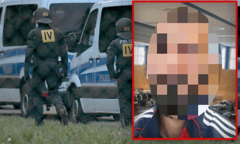 ألمانيا اعتقال لاجئ بتهمة الهجوم على زوجته و حماته بسكين في نزل اللاجئين