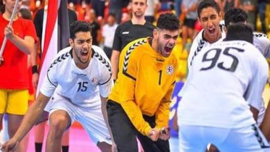 صورة مسابقات اليد: 20 فرداً لكل نادٍ بنهائيات كأس مصر للشباب واستبعاد المشتبهين بكورونا