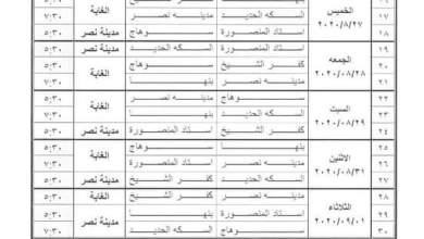 صورة ننشر جدول مباريات الدورة المجمعة الثانية بدوري الدرجة الاولي لكرة السلة