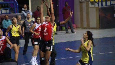 صورة الأهلي يلتقي هليوبوليس والشمس مع سبورتنج في نهائي دوري سيدات السلة