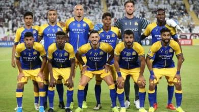 صورة النصر السعودي يتغلب على الأهلي بدوري الأبطال