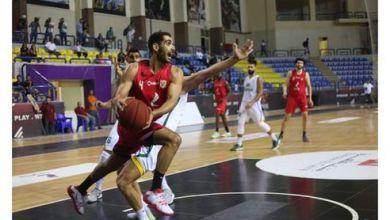 صورة الاتحاد السكندري يفوز على الأهلي في أولى مواجهات نهائي سوبر السلة