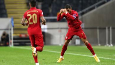 """صورة فرنسا تفرض التعادل على رفاق """"رونالدو""""بدوري الأمم الأوروبية"""