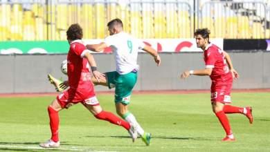 صورة أموتو يمنح المصري فوزا مثيرا أمام الحدود في الدوري