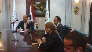 صورة الجمباز يعلن رفع الإيقاف عن نجمة المنتخب