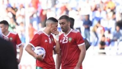 صورة مدير الجهاز الفني المغربي يرد على عدم استدعاء حمد الله