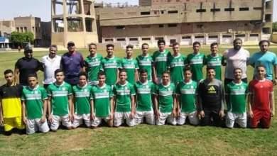 صورة فريق المنيا مواليد 2004 يبدأ استعدادات الموسم الجديد