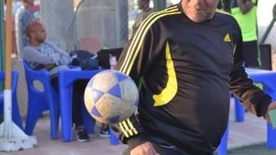 صورة ربيع السيد خارج قطاع الناشئين بنادي المنيا رسميا