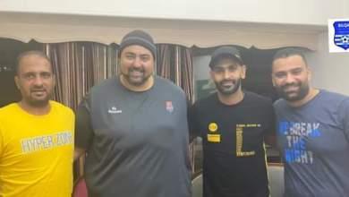 صورة بلقاس يتعاقد رسميا مع سعيد مراد