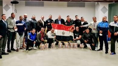 صورة تعرف علي النتائج النهائية لمنتخب مصر في بطولة العالم لكمال الأجسام بإسبانيا