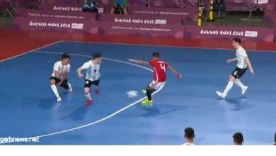 صورة منتخب الصالات يفوز على الإمارات 2-1