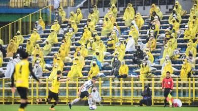 صورة تأجيل نهائي كأس رابطة اليابان بسبب كورونا
