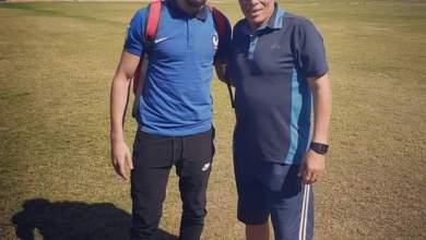 صورة المنيا يجهز مهاجمه أحمد أشرف الموسم الجديد