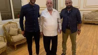 """صورة مدافع أبو قير للأسمدة"""" مزيكا"""" ينضم رسميا لجمهورية شبين"""