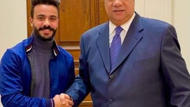 صورة رسميا سيمو خامس صفقات زعيم الثغر