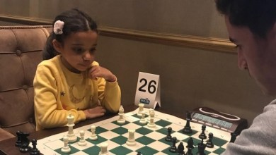 صورة بطولة كبرى للشطرنج خاصة بالأطفال الصغار