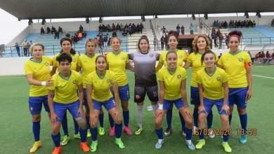 صورة فريق التضامن عين عتيق تمارة لكرة القدم النسوية ، مسار متميز ، ومستقبل واعد