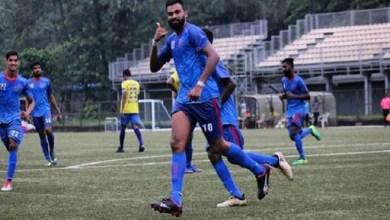 صورة وفاة لاعب كرة هندي أثناء اللعب عن عمر ناهز 26 عاما