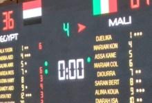صورة منتخب ناشئات السلة يخسر أمام مالي ببطولة أمم أفريقيا