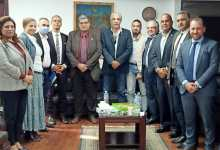 صورة انعقاد اجتماع مبادرة مصر بلا غرقى مع ممثلى الوزارات