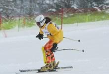 صورة استعدادا للالعاب العالمية الشتوية بقازان، الهولندى بيترسن محاضراً رئيساً بالدورة الاقليمية للاولمبياد الخاص فى تزلج اختراق الضاحية