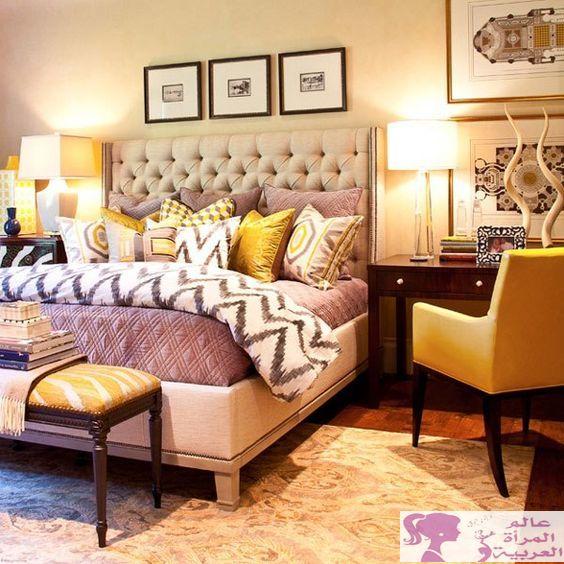 نصائح لاختيار غرف النوم