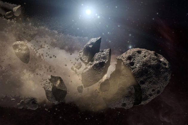 نظرية الكويكبات