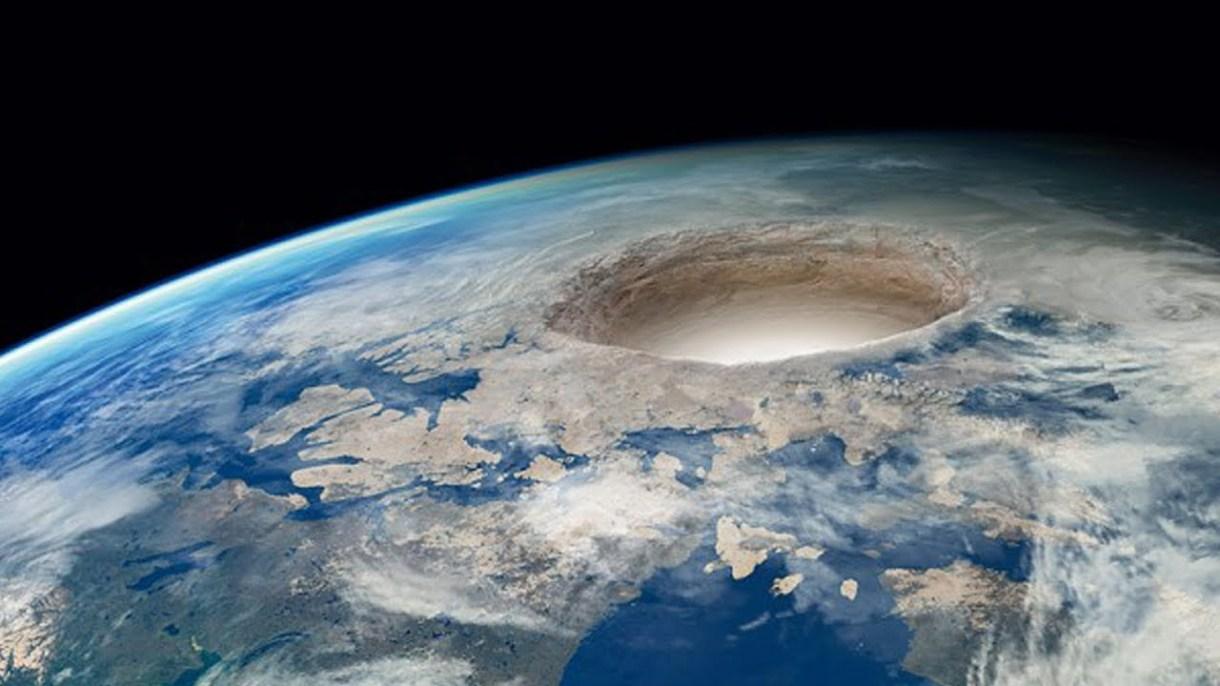 نظرية المؤامرة الكبرى الارض المجوفة