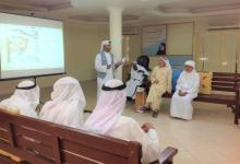 Photo of وزارة تنمية المجتمع تقرأ القصص لأطفال مستشفى القاسمي وكبار المواطنين في عجمان