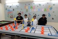 Photo of نادي الإمارات العلمي يشارك في  البطولة الوطنية للروبوت بأبوظبي 2019